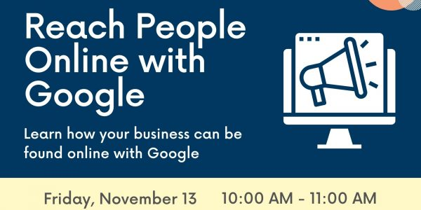 Reach People with Online with Google